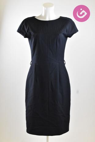 Dámské šaty, Vel. M, Pietro Filipi, barva modrá