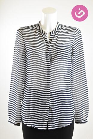 Dámská košile, Vel. 2, Tommy Hilfiger, barva pruhovaná