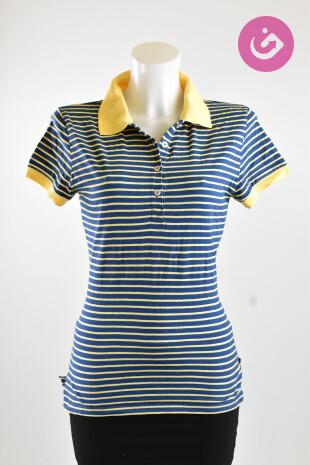 Dámské tričko, Vel. L, Pierre Cardin, barva pruhovaná