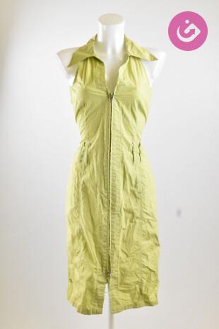 Dámské šaty, Vel. 34, Marc Aurel, barva zelená