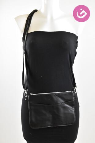 Dámská kabelka, Daniel Hechter, barva černá