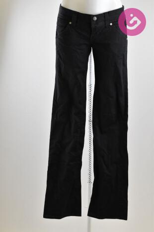 Dámské kalhoty, Vel. 26, Guess, barva černá