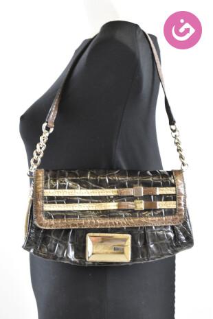 Dámská kabelka Guess, barva vícebarevná, velikost