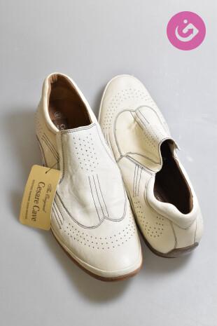 Pánské boty Genesis, barva béžová, velikost 45