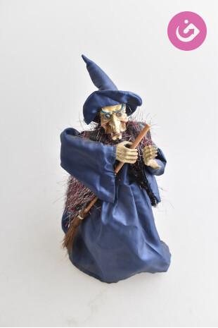 Bytový doplněk - Čarodějnice, barva vícebarevná, velikost