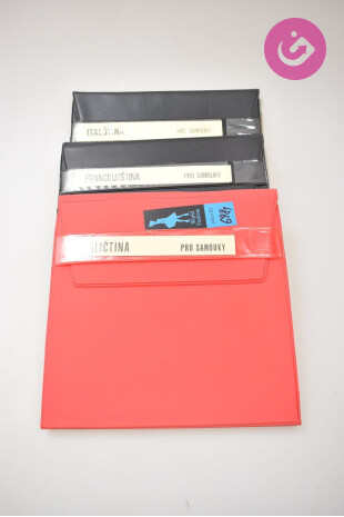 Kniha Gramofonové desky (odborná, učebnice)