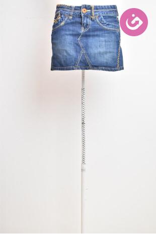 Dámská sukně, Vel. XS, Pepe Jeans, barva modrá