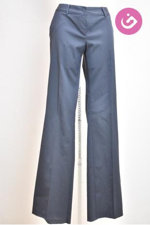 Dámské kalhoty, Vel. 42, Sisley, barva šedá