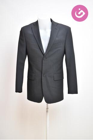 Pánské sako, Vel. 44, Blažek, barva pruhovaná