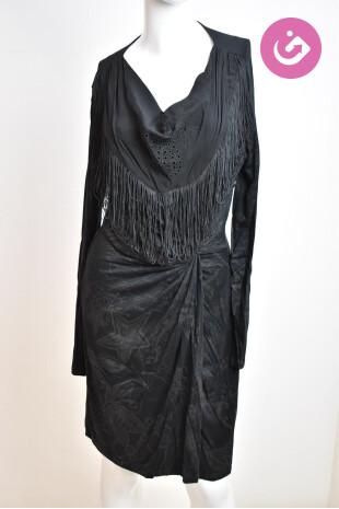Dámské šaty, Velikost L, Desigual, barva vzorovaná