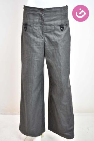 Dámské kalhoty, Velikost 42, Emporio Armani, barva vzorovaná