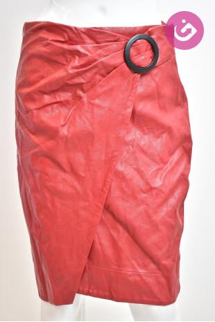 Dámská sukně, Velikost m, Rinascimento, barva červená