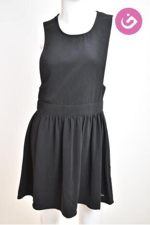 Dámské šaty, Velikost M, Pepe Jeans, barva černá