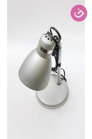 Bytový doplněk - Lampička, barva stříbrná, velikost
